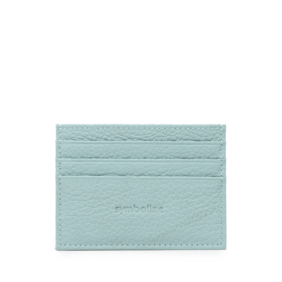Card Wallet Biru Muda