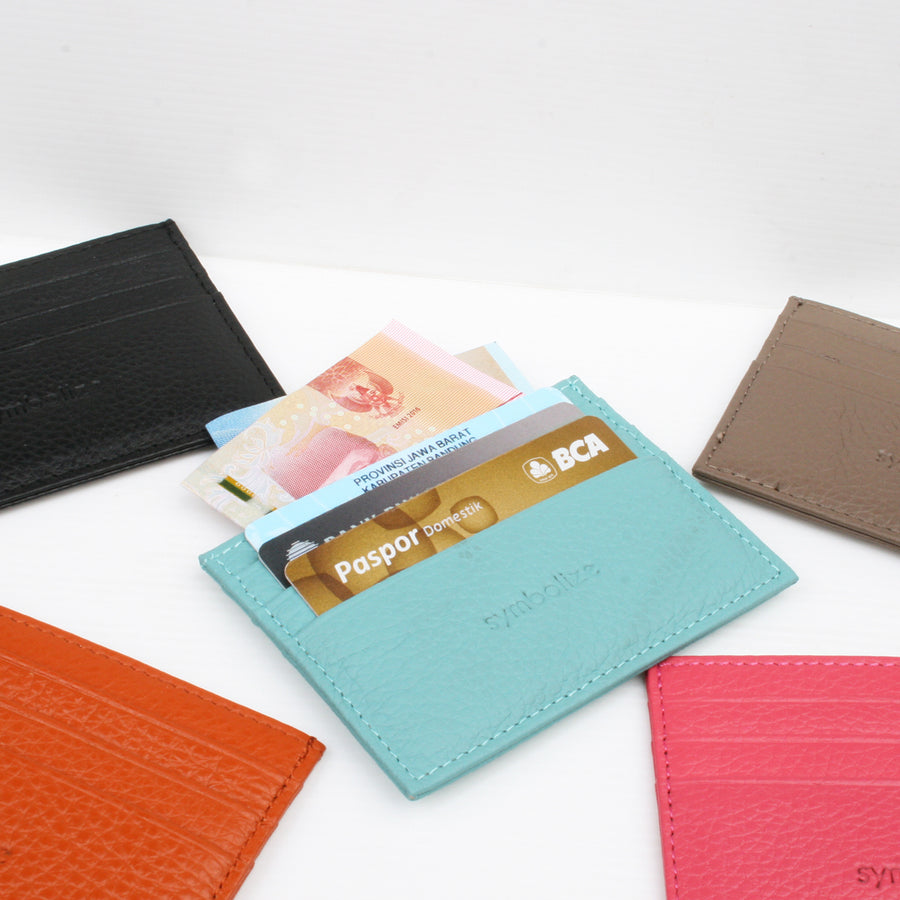 Card Wallet Orange