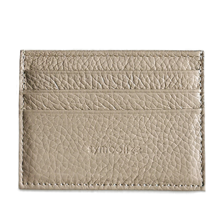 Card Wallet Beige