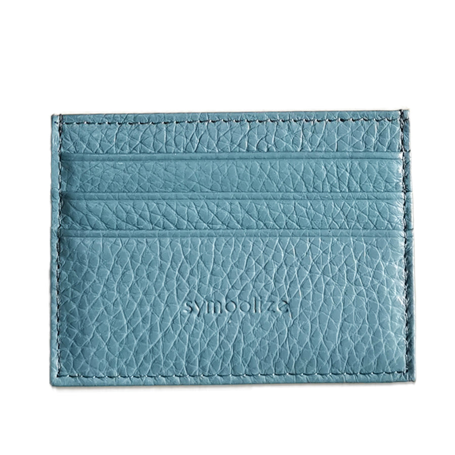 Card Wallet Blue Jeans