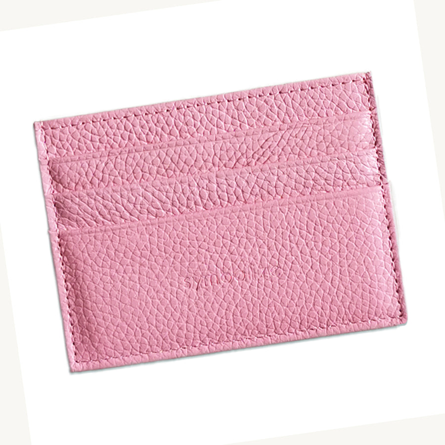 Card Wallet Light Pink