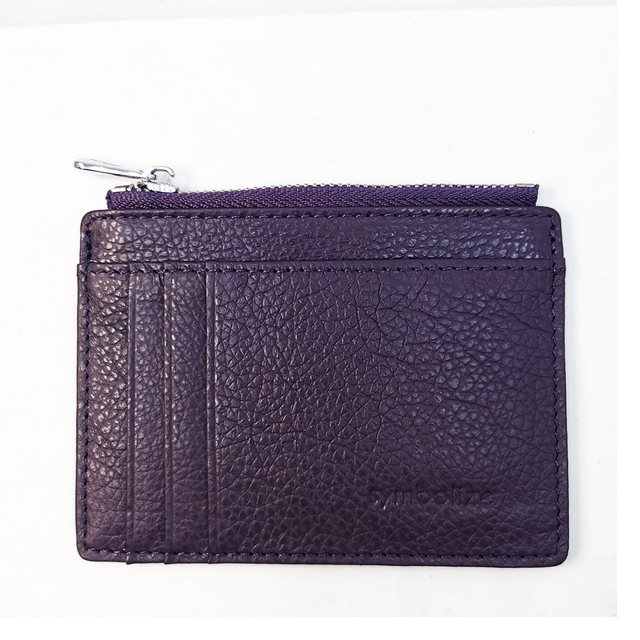 Card Wallet 2 Purple