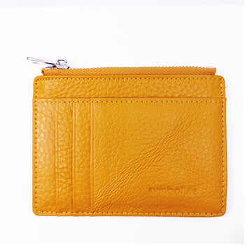 Card Wallet 2 Yellow