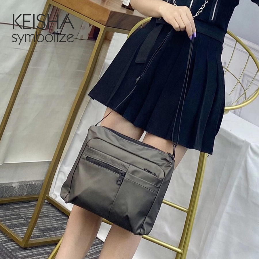 Keisha Bag Green
