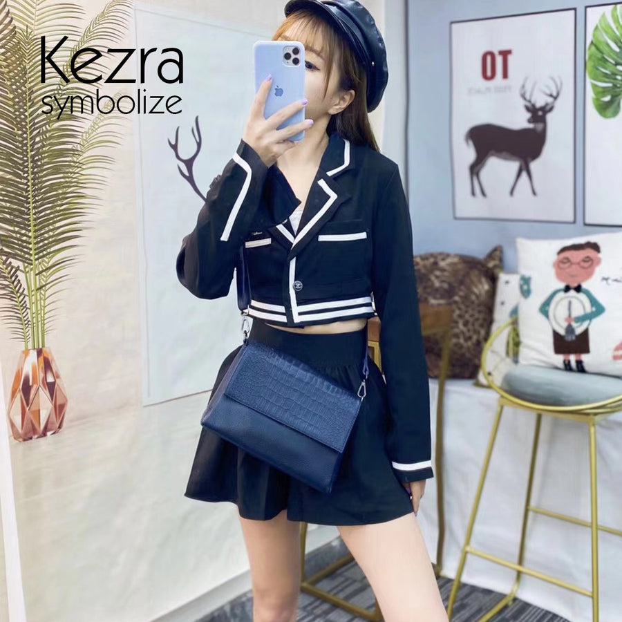 Kezra bag black