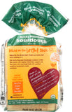 Rudis Organic Bakery Organic Rocky Mountain Sourdough Sandwich Bread, 22 oz