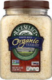 Riceselect Organic Texmati White Rice, 32 oz
