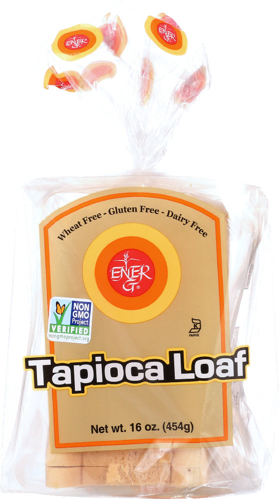Ener-G Foods Tapioca Loaf Gluten Free Wheat Free, 16 oz