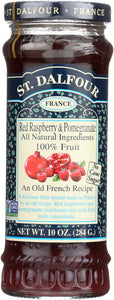 St Dalfour Red Raspberry & Pomegranate, 10 oz