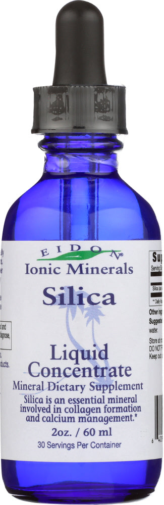 Eidon Silica Liquid Concentrate, 2 oz