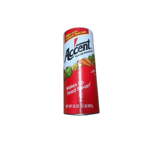 Ac'cent Ac'cent All Natural Flavor Enhancer, 32 Ounce