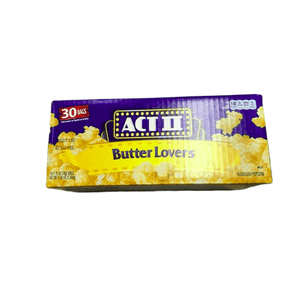 ACT II ACT II Butter Lovers Microwave Popcorn - 28/2.75 oz