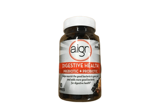 Align Align Digestive Health Prebiotic and Probiotic Supplement Gummies in Natural Fruit Flavors, 90 ct.