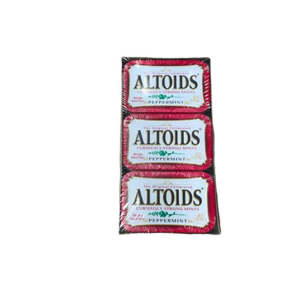 Altoids Altoids Cinnamon Mints, 1.76 ounce (6 Packs)