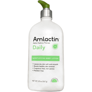 AmLactin AmLactin Alpha Hydroxy Therapy Moisturizing Body Lotion 20 oz