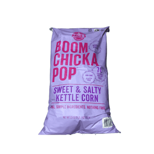 Angie's Angie's BOOMCHICKAPOP Sweet & Salty Kettle Corn Popcorn, 23 oz.