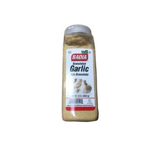 Badia Garlic Granulated 1.5 lbs - ShelHealth.Com