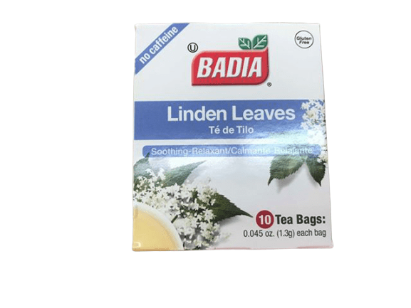 Badia Badia Linden Leaves Te de Tilo Tea , 10 Count