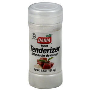 Badia Tenderizer Meat, 4.5 Oz