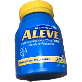 Bayer Bayer Aleve Pain Reliever & Fever Reducer, Caplets - 320 count