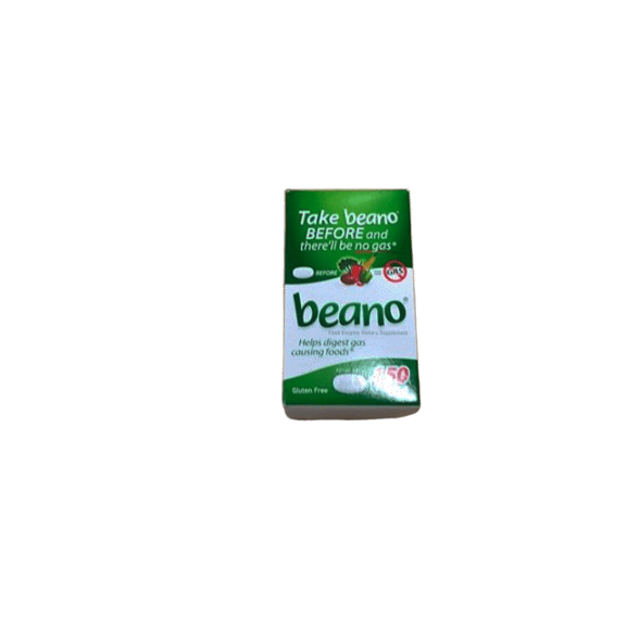 Beano Beano Food Enzyme Dietary Supplement | Help Digest Gas-Causing Foods | 150 Tablets