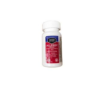 Berkley Jensen Berkley Jensen Allergy Relief, 400 Count