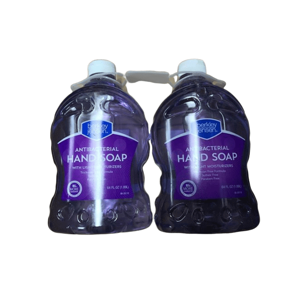 Berkley Jensen Berkley Jensen Antibacterial Hand Soap, 2 pk./64 oz.