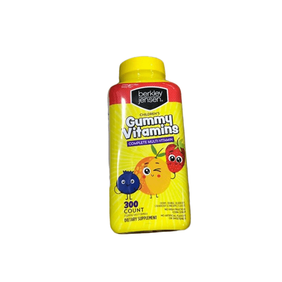 Berkley Jensen Berkley Jensen Children's Gummy Vitamins 300 ct.