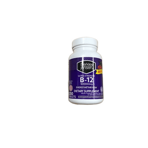 Berkley Jensen Berkley Jensen Ultra-Strength 5,000mcg Vitamin B12 Tablets, 250 ct.