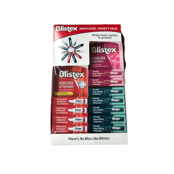 Blistex Blistex Lip Care Variety Pack, 11 pk.