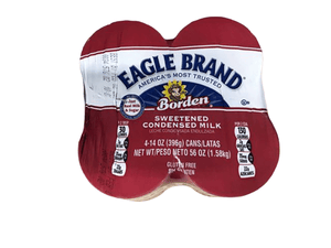 Eagle Brand Borden Eagle Brand Sweetened Condensed Milk, 4 x 14 oz