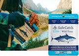 Safecatch Tuna Wild Elite Single Pouch, 3 oz