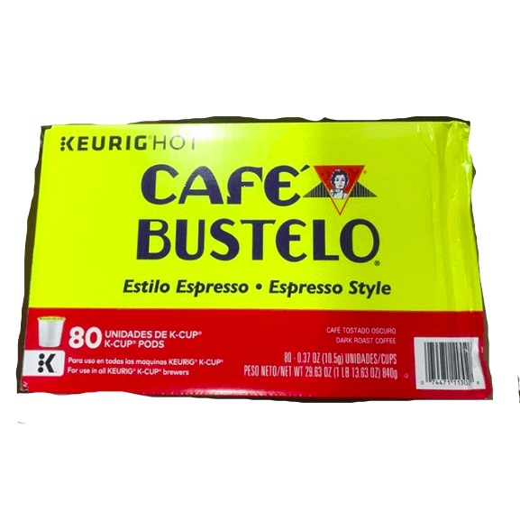 Cafe Bustelo Cafe Bustelo Espresso Style Coffee K-Cups (80 ct.)