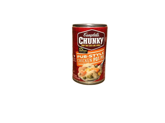 Campbell's Campbell's Pub-Style Chicken Pot Pie Soup, 17.8 oz