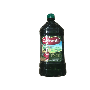 Carbonell Carbonell Extra Virgin Olive Oil, 68 FL OZ. (2L)