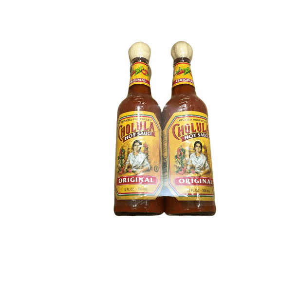 Cholula Cholula Original Hot Sauce, 2x12 fl oz