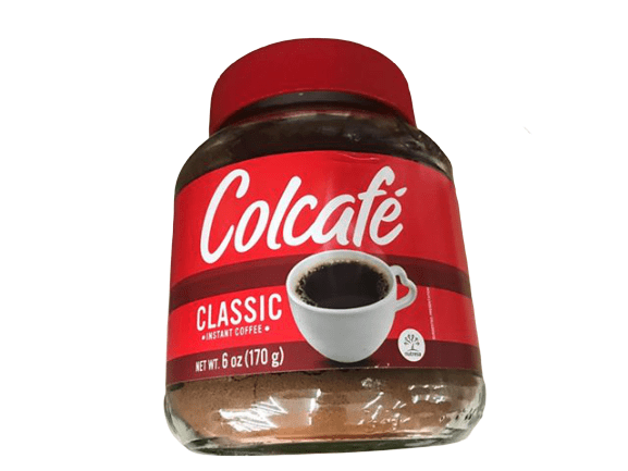 Colombian Coffee Colombian Coffee Colcafé - Classic Instant Coffee - 6 Oz