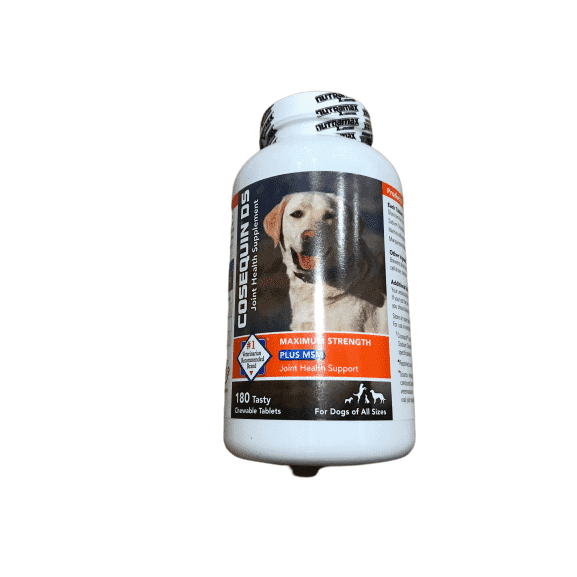 Cosequin Cosequin DS Plus MSM HA for Dogs (180 chewable Tablets)