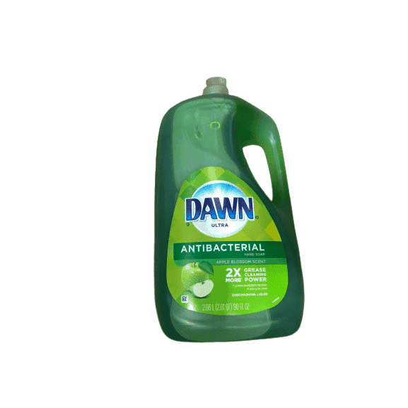 Dawn Dawn Ultra Hand Soap Dishwashing Liquid Apple Blossom Scent Anti Bacterial, 90 Ounce