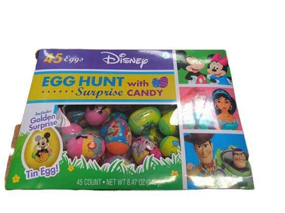 Disney Disney Characters Easter Egg Hunt Assortment, 45 Count