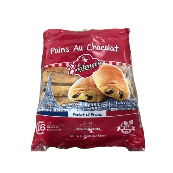 French Bakers French Bakers Pains Au Chocolat, Product of France, 25.4 oz.