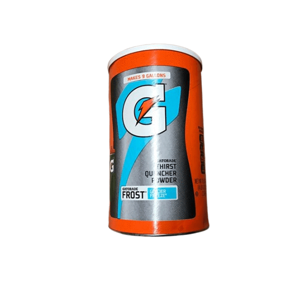 Gatorade Gatorade Thirst Quencher Powder, Frost Glacier Freeze, 76.5 Ounce, Pack of 1