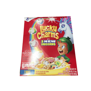 General Mills General Mills Lucky Charms Cereal with Marshmallows, 46 oz.