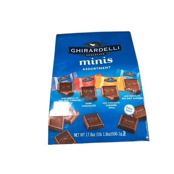 Ghirardelli Ghirardelli Minis Assortment Chocolade Candy 17.8oz Bag