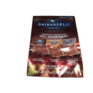 Ghirardelli Ghirardelli Premium Chocolate Fall Assortment, 21.3 Ounce