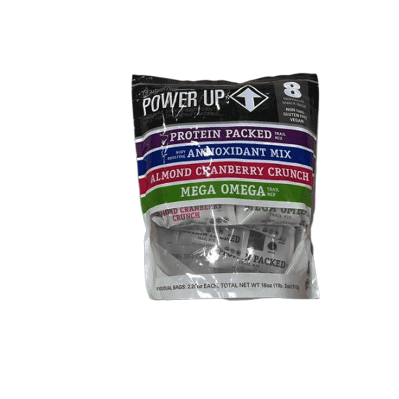 Gourmet Nut Power Up, 8 ct./2.25 oz. - ShelHealth.Com
