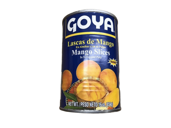 Goya Goya Mango Slices in Syrup And Pulp, 16 oz
