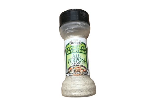 Grace Caribbean Traditions All Purpose Seasoning, 4.16 OZ
