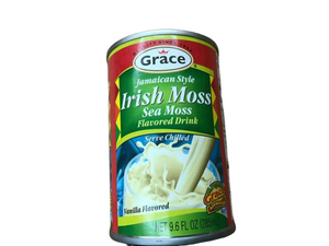 Grace Grace Jamaican Style Irish Moss Sea Moss, 9.6 fl oz
