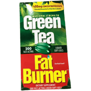 Applied Nutrition Green Tea Fat Burner Weight Loss Pills Applied Nutrition, 200 Softgels